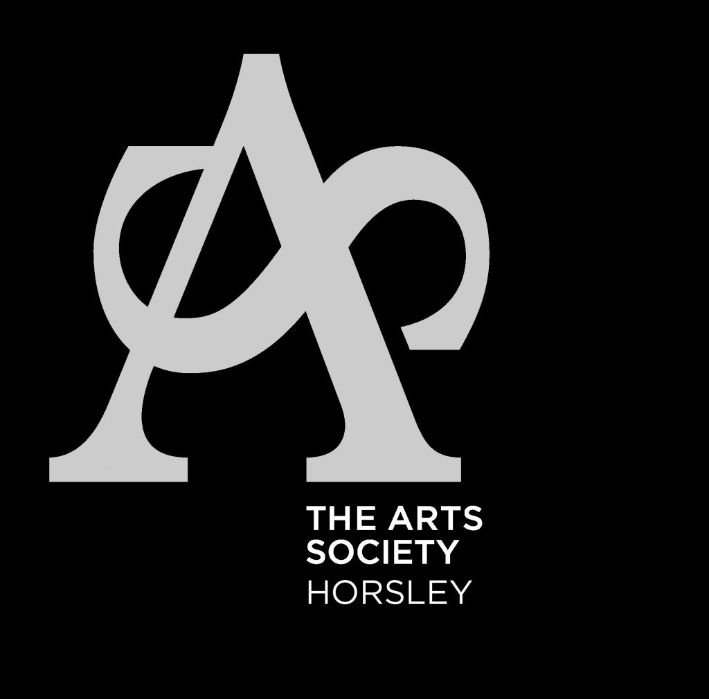 The Arts Society of Horsley logo