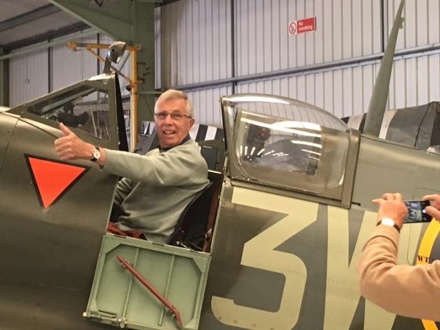U3A Spitfire
